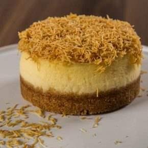 kadayıf cheesecake tatlı desert